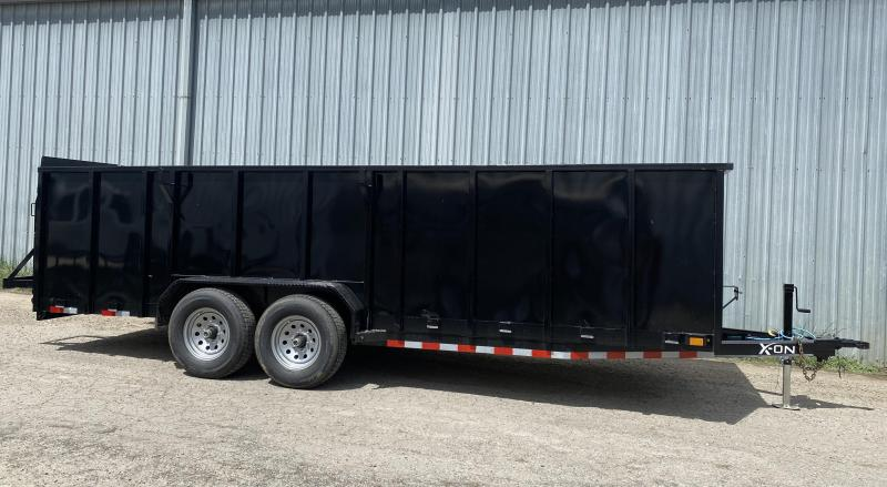 "2020 X-On 83"" X 20' Landscape Utility Trailer"