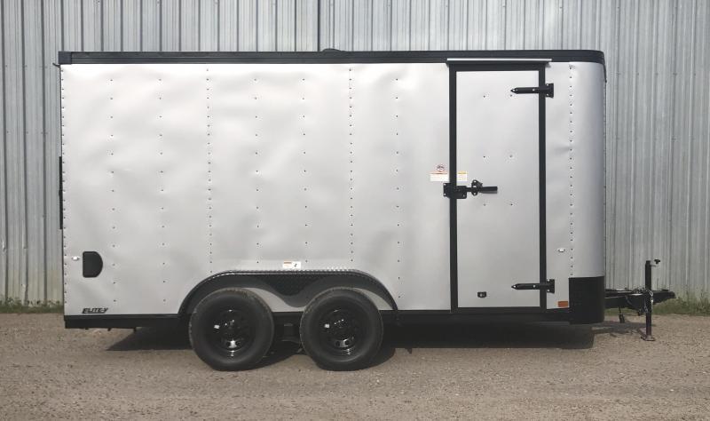 2019 Cargo Craft 7K Tandem Axle Enclosed Cargo Trailer