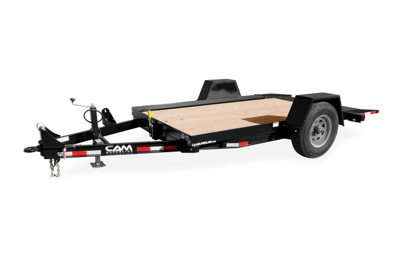 2020 Cam Superline P3CAM612TT (3 Ton 6x12 Tilt Trailer SA) Equipment Trailer