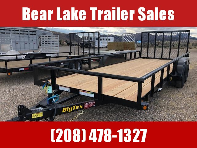 2021 Big Tex Trailers 70PI-20 Utility Trailer