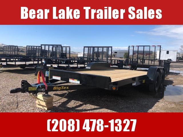 2021 Big Tex Trailers 70CH-16 Utility Trailer