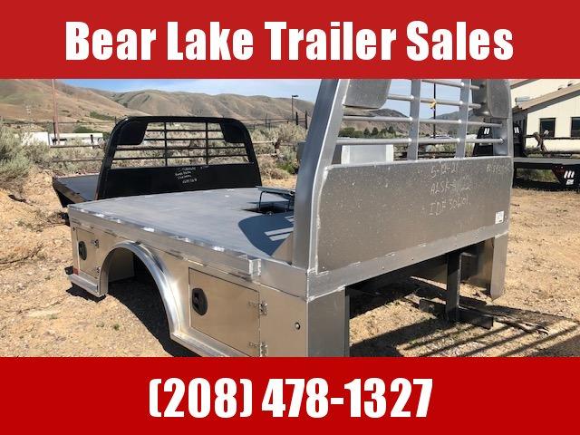 2021 CM Aluminum SK Truck BEd Truck Bed