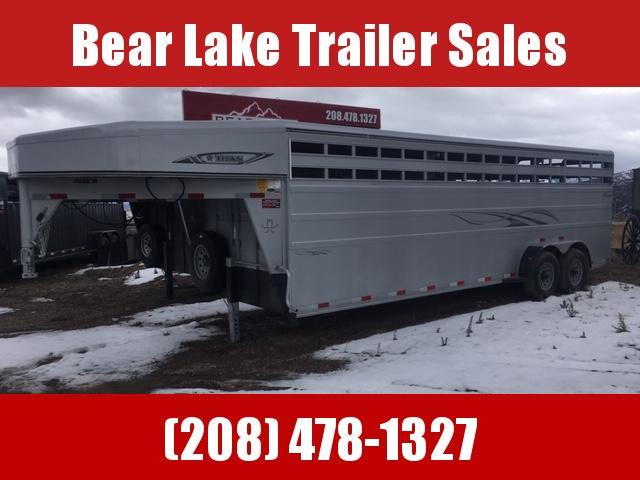 2020 Titan Trailers Classic Stock Livestock Trailer