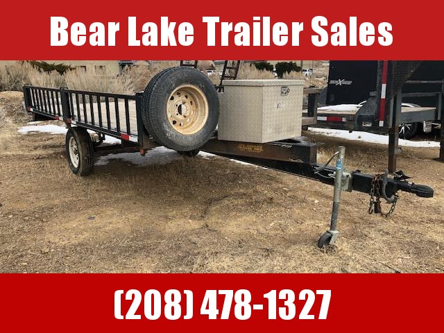 2011 Big Bubba ATV Trailer Utility Trailer