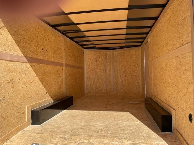 2022 Wells Cargo FT8516 Enclosed Cargo Trailer
