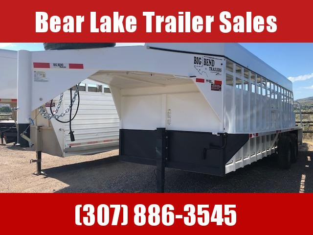 2020 Big Bend Livestock Trailer