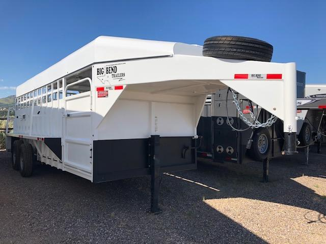 2020 Big Bend Livestock Trailer
