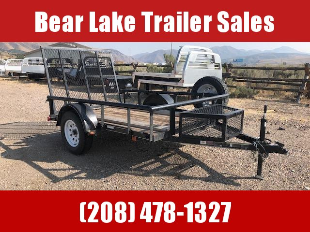 2017 Carry-On 5.5x8 utlity Utility Trailer