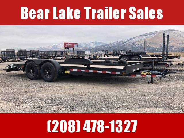 2021 Big Tex Trailers 10CH-18 Utility Trailer