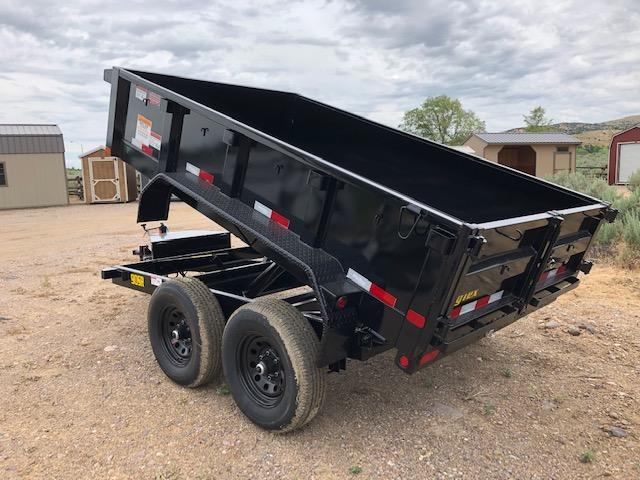 2020 Big Tex 90SR-10 Dump Trailer