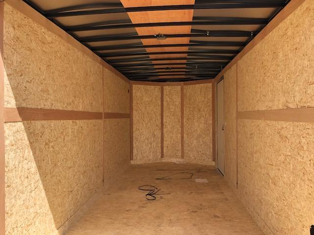 2021 Wells Cargo RFV716 Enclosed Cargo Trailer