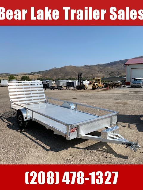2021 Silverwing SW14S Utility Trailer