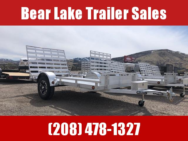 2022 Silverwing SW14s Utility Trailer