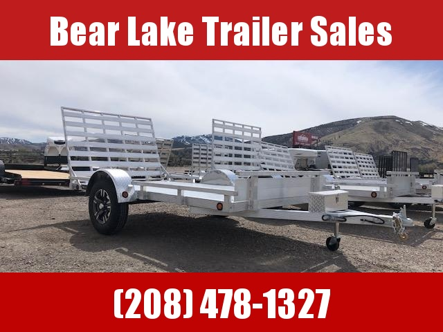 2022 Silverwing SW10s Utility Trailer