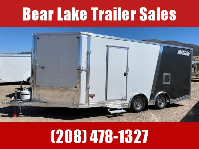 2020 High Country 8.5' x 18 All sport trailer
