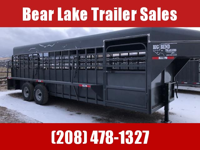 2021 Big Bend Stock Trailer Livestock Trailer