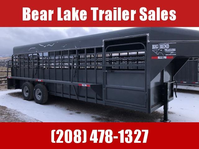 2021 Big Bend Stock Trailer Livestock Trailer