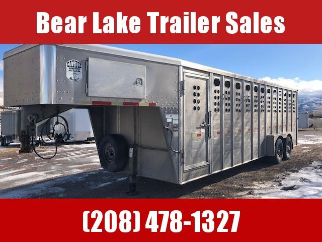 2006 Merrit Trailers 24' stock trailer Livestock Trailer