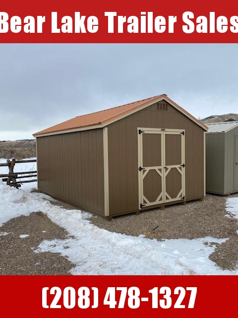 """Quaker"" Utility Shed by MSC"