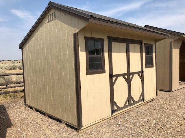 """""""Quaker"""" Utility Shed by MSC"""