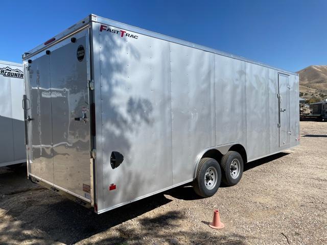 2022 Wells Cargo FT8524 Enclosed Cargo Trailer