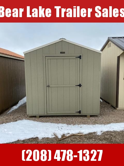 "8x10 ""Economy"" Utility Shed by MSC"