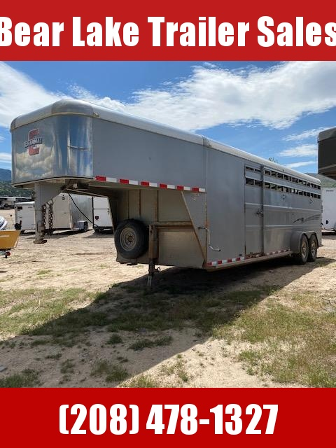 2013 Charmac 24' Stock Combo Trailer