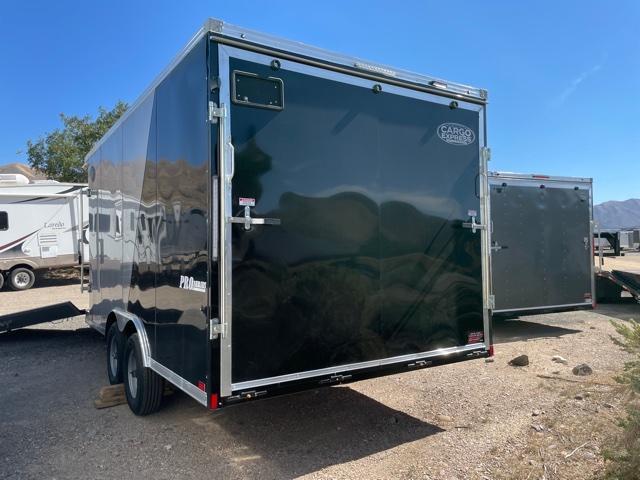 2022 Cargo Express CBCMA 8.5x21 Snowmobile Trailer