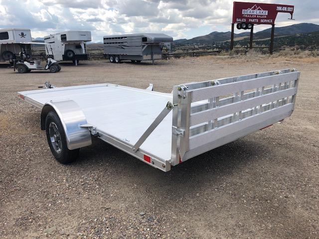 2021 High Country Trailers HU 80x14 Utility Trailer
