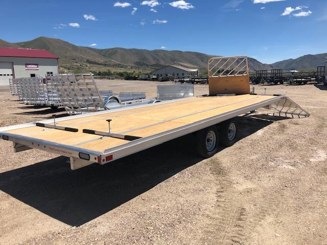 2021 High Country HFS 101x22 Snowmobile Trailer