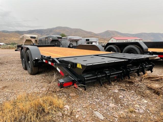 2022 Big Tex Trailers 10ET-20 Utility Trailer