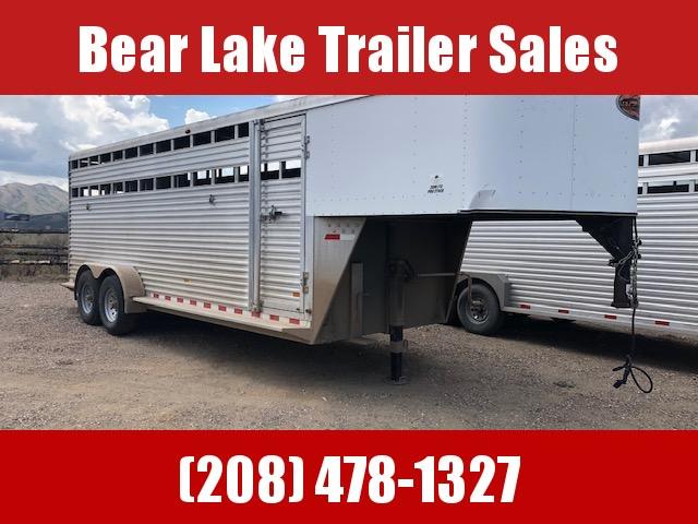 2005 Sundowner Trailers 20 Stock trailer Livestock Trailer