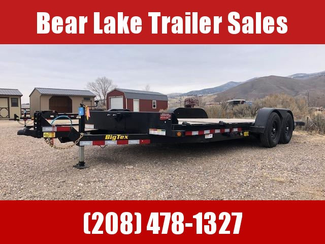 2021 Big Tex Trailers 10TL-20 Utility Trailer