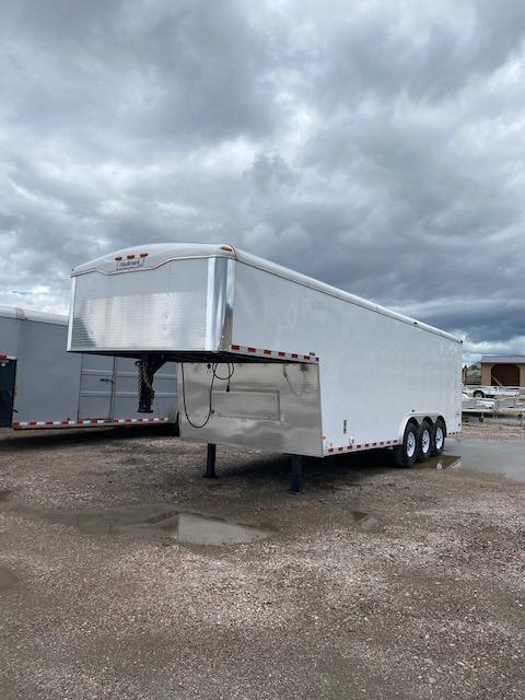 2013 Haulmark 30' Enclosed Cargo Trailer