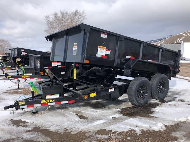 2021 Big Tex Trailers 10SR-12 Dump Trailer