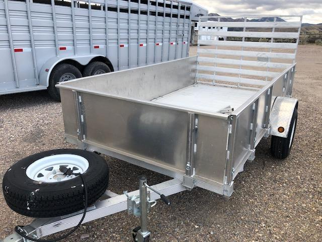 2018 Silverwing SW10s Utility Trailer