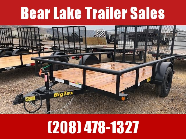 2020 Big Tex 35SA-12 Utility Trailer