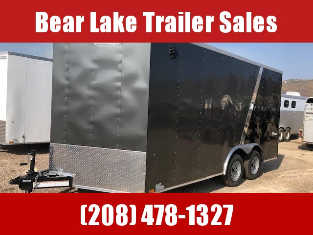 2021 Cargo Express CSC 8.5x16 Enclosed Cargo Trailer