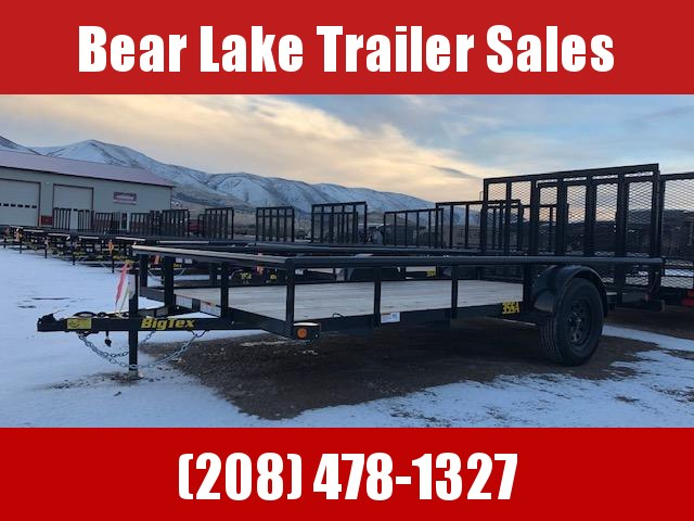 2021 Big Tex Trailers 35SA-14X Utility Trailer
