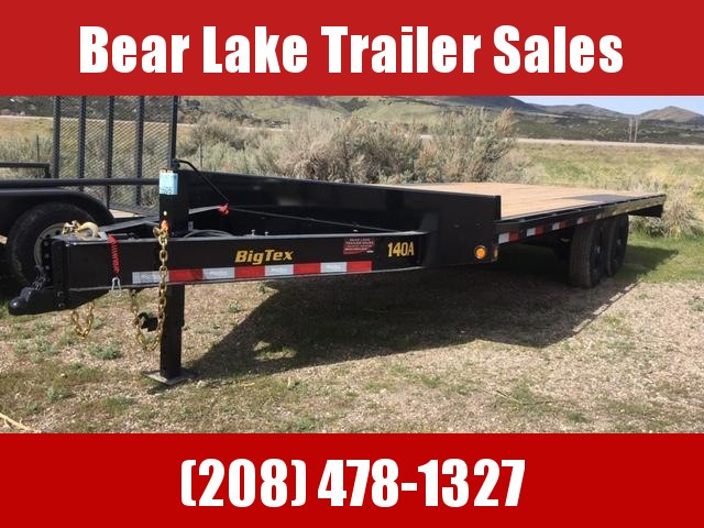 2020 Big Tex Trailers 14OA-20 Flatbed Trailer