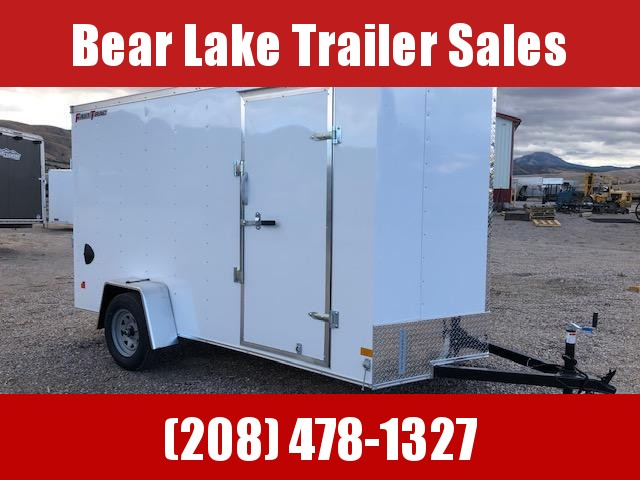 2021 Wells Cargo FT612 Enclosed Cargo Trailer