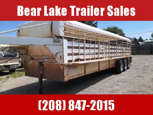 1999 Dugan Pipe Stock trailer
