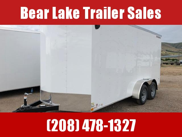 2020 Wells Cargo FT716 Enclosed Cargo Trailer
