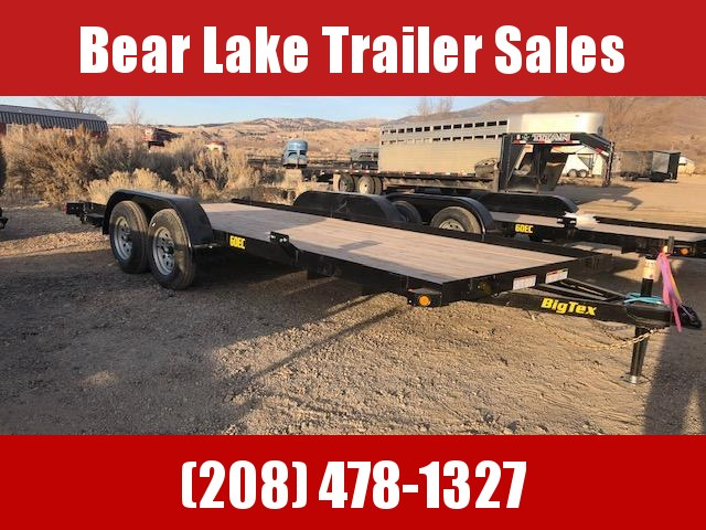 2021 Big Tex Trailers 60EC-16 Utility Trailer