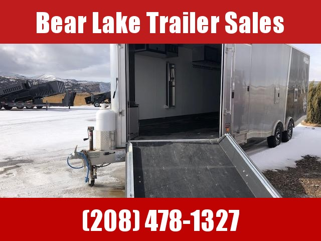 2019 High Country Trailers HCH 8.5x24 Elevation Snowmobile Trailer