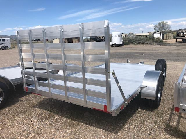 2021 High Country Trailers HU 80x12 Utility Trailer