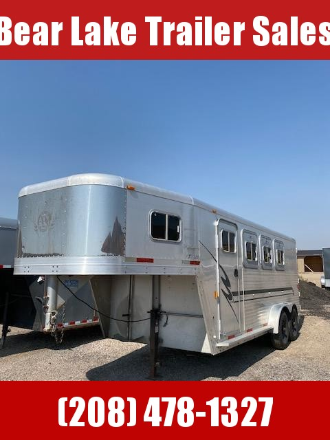 2000 Exiss Trailers 3-Horse Trailer