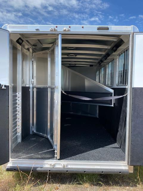 2020 Exiss Trailers 4700 4-Horse Trailer