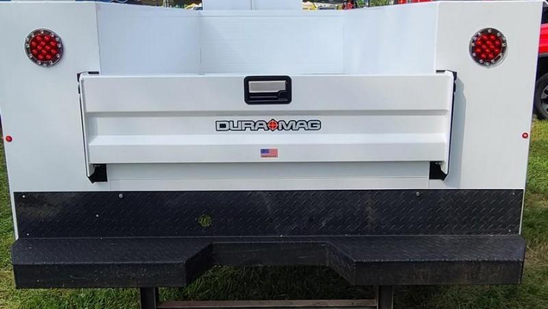 2021 Dura Mag Truck Bodies 9 FT Service Bodies Truck Bodies