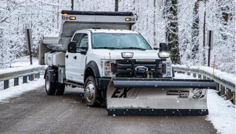 2020 Buyers SNOWDOGG EXII SNOW PLOW